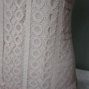 Ivy & Blu Maggy Boutique Dress Dresses - Ivy & Blu Maggy Boutique Blush Pink Lace Dress